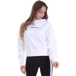 Textiel Dames Sweaters / Sweatshirts Champion 113189 Wit