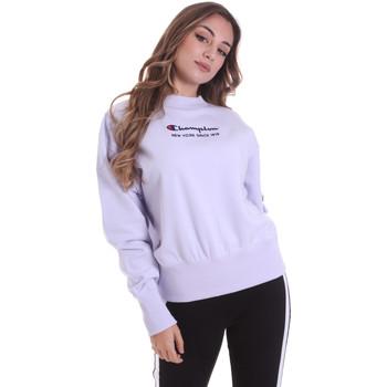 Textiel Dames Sweaters / Sweatshirts Champion 113314 Roze