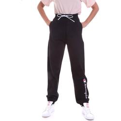 Textiel Dames Trainingsbroeken Champion 113192 Zwart