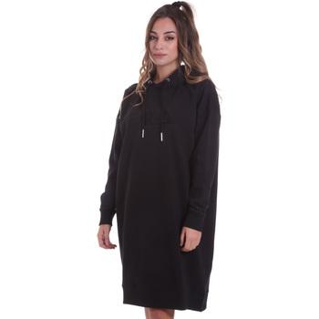 Textiel Dames Korte jurken Fila 687933 Zwart
