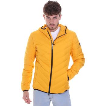 Textiel Heren Dons gevoerde jassen Ea7 Emporio Armani 8NPB07 PNE1Z Geel