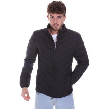 Textiel Heren Dons gevoerde jassen Ea7 Emporio Armani 8NPB06 PNE1Z Zwart