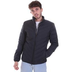 Textiel Heren Dons gevoerde jassen Ea7 Emporio Armani 8NPB06 PNE1Z Blauw
