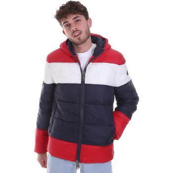 Textiel Heren Dons gevoerde jassen Gaudi 021GU35013 Rood