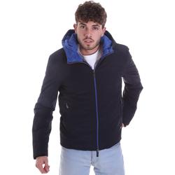 Textiel Heren Dons gevoerde jassen Gaudi 021GU35003 Blauw