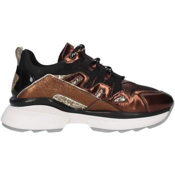 Schoenen Dames Lage sneakers NeroGiardini I013702D Zwart