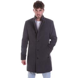 Textiel Heren Mantel jassen Gaudi 021GU35065 Grijs