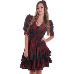 Textiel Dames Korte jurken Liu Jo WF0303 T4587 Rood