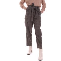 Textiel Dames Broeken / Pantalons Liu Jo WF0203 T4523 Bruin
