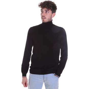 Textiel Heren Truien Gaudi 021GU53003 Zwart