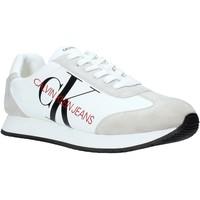 Schoenen Heren Lage sneakers Calvin Klein Jeans B4S0716 Wit