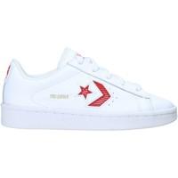 Schoenen Kinderen Lage sneakers Converse 368404C Wit