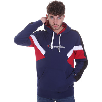 Textiel Heren Sweaters / Sweatshirts Champion 214783 Blauw