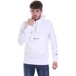 Textiel Heren Sweaters / Sweatshirts Champion 214722 Wit