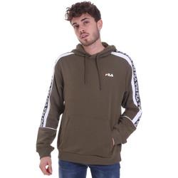 Textiel Heren Sweaters / Sweatshirts Fila 688815 Groen