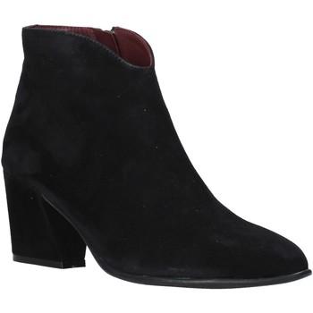 Schoenen Dames Enkellaarzen Bueno Shoes 20WR5102 Zwart