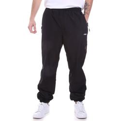 Textiel Heren Trainingsbroeken Fila 687995 Zwart