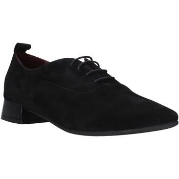Schoenen Dames Derby Bueno Shoes 20WR3003 Zwart