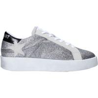 Schoenen Dames Lage sneakers Shop Art SA030064 Zilver