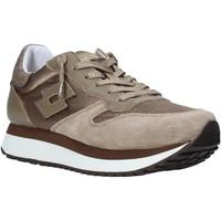 Schoenen Dames Lage sneakers Lotto 215084 Beige
