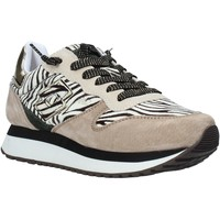 Schoenen Dames Lage sneakers Lotto 215089 Beige