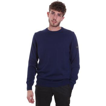 Textiel Heren Truien Navigare NV12002 30 Blauw