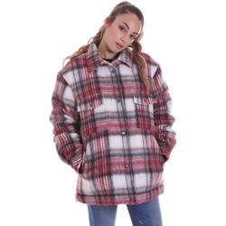 Textiel Dames Mantel jassen Pepe jeans PL401874 Roze