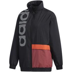 Textiel Dames Jacks / Blazers adidas Originals GD9033 Zwart