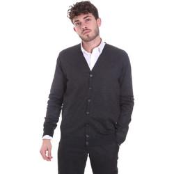 Textiel Heren Vesten / Cardigans Sseinse MI1621SS Grijs