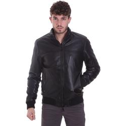 Textiel Heren Wind jackets Sseinse GBI654SS Zwart
