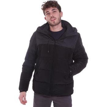 Textiel Heren Dons gevoerde jassen Sseinse GBI646SS Zwart