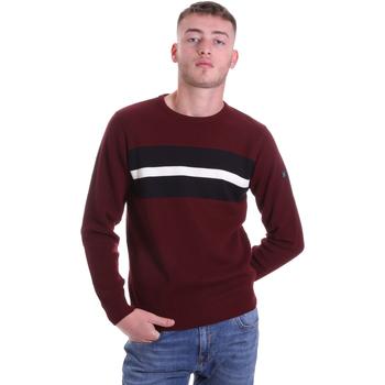 Textiel Heren Truien Navigare NV10306 30 Rood