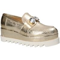Schoenen Dames Mocassins Grace Shoes 1312 Geel