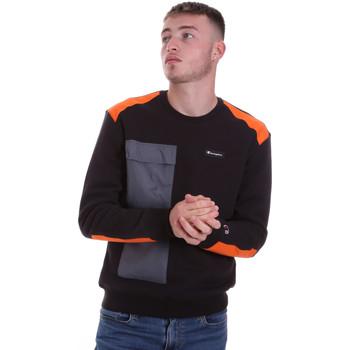 Textiel Heren Sweaters / Sweatshirts Champion 214805 Zwart