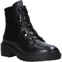 Schoenen Dames Laarzen Apepazza F0COMBAT07/DIA Zwart