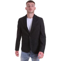 Textiel Heren Jasjes / Blazers Antony Morato MMJS00005 FA650205 Zwart