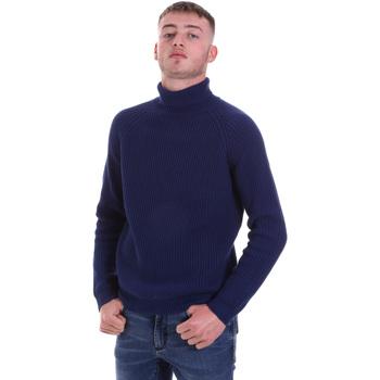 Textiel Heren Truien Antony Morato MMSW01141 YA200066 Blauw