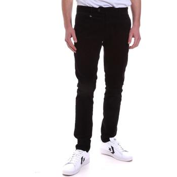 Textiel Heren Broeken / Pantalons Antony Morato MMTR00572 FA310002 Zwart