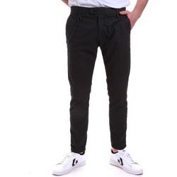 Textiel Heren Broeken / Pantalons Antony Morato MMTR00591 FA850250 Zwart