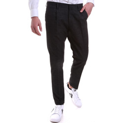 Textiel Heren Chino's Antony Morato MMTS00005 FA650205 Zwart