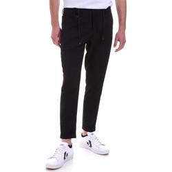 Textiel Heren Broeken / Pantalons Antony Morato MMTS00006 FA650216 Blauw