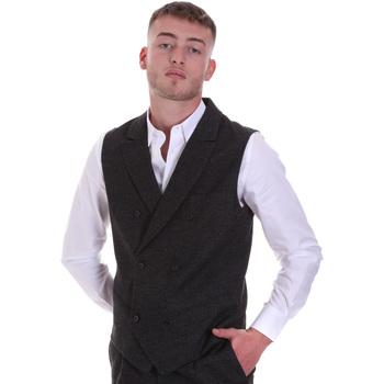 Textiel Heren Vesten / Cardigans Antony Morato MMVS00004 FA650205 Zwart