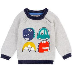 Textiel Kinderen Truien Losan 027-5004AL Grijs