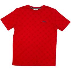 Textiel Kinderen T-shirts korte mouwen Fila 688084 Rood