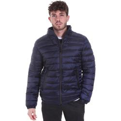 Textiel Heren Dons gevoerde jassen Sseinse GBI635SS Blauw