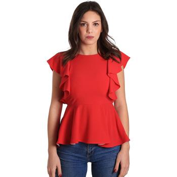 Textiel Dames Tops / Blousjes Gaudi 811FD45001 Rood
