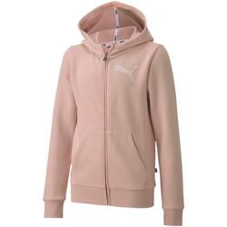 Textiel Kinderen Sweaters / Sweatshirts Puma 583291 Roze