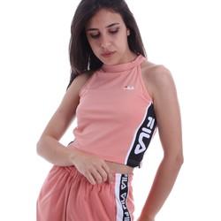 Textiel Dames Tops / Blousjes Fila 687694 Roze