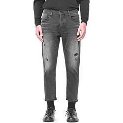 Textiel Heren Straight jeans Antony Morato MMDT00251 FA750284 Zwart
