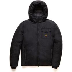 Textiel Heren Dons gevoerde jassen Refrigiwear RM0G12203NY0176 Zwart